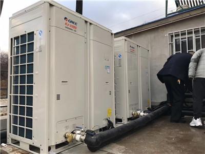 宁夏空气能热泵安装