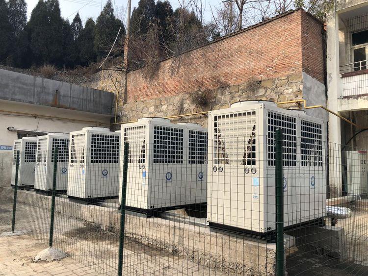 空气能热泵解决了加热和冷却这两个主要问题