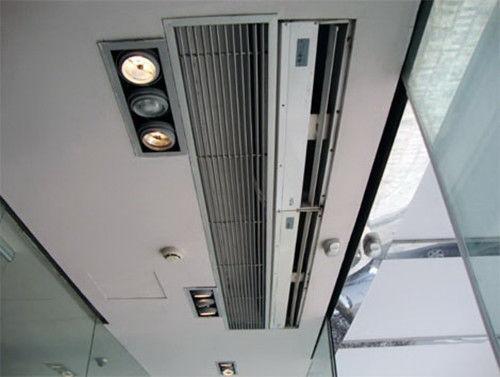 热风幕机厂家推荐 热风幕机多少钱