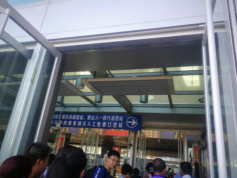银川火车站案例