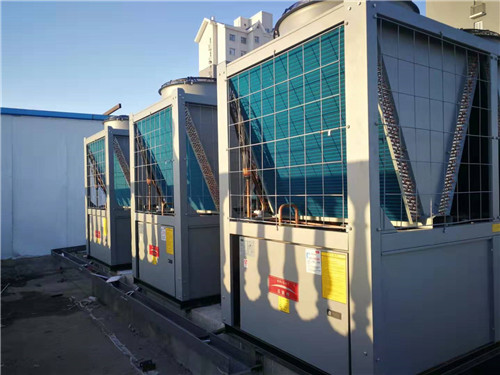 贝莱特空中央空调安装