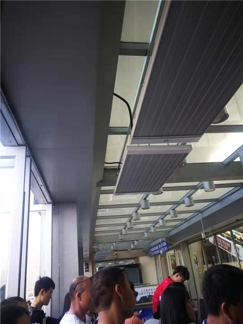宁夏辐射板安装工程