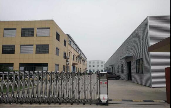 陝西AG入口照明廠區