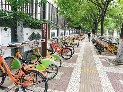 共享單車漲價 公共自行車能否迎來春天?