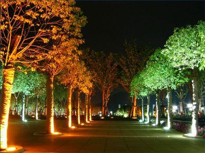 小編帶你了解地理景觀燈如何選擇以及如何安裝
