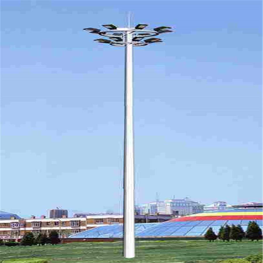 高杆燈的配置和照度的專業內容你究竟了解多少