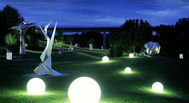 淺析陝西景觀燈的優勢體現在哪裏?