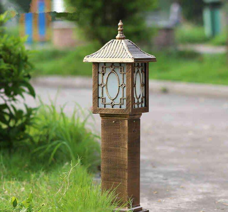 陕西景观灯安装