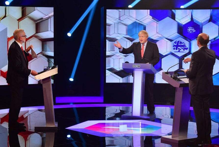 """英国"""".难预测""""选举前瞻:向左转,向右转?"""