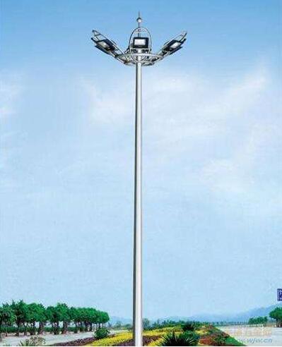 陕西高杆灯安装高杆灯的不同的使用场合