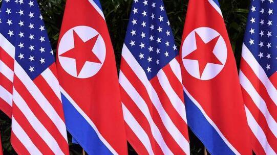 美防长威胁开战后朝鲜有新动作?美媒:卫星图已拍到