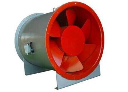 流轴风机在生产以及使用过程中会出现一些什么问题