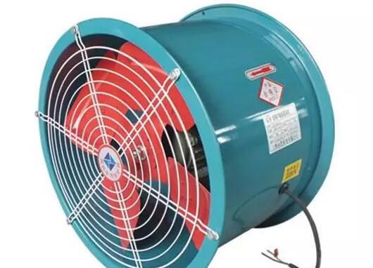 轴流风机在焕新风机生产厂家是怎么样一个地位