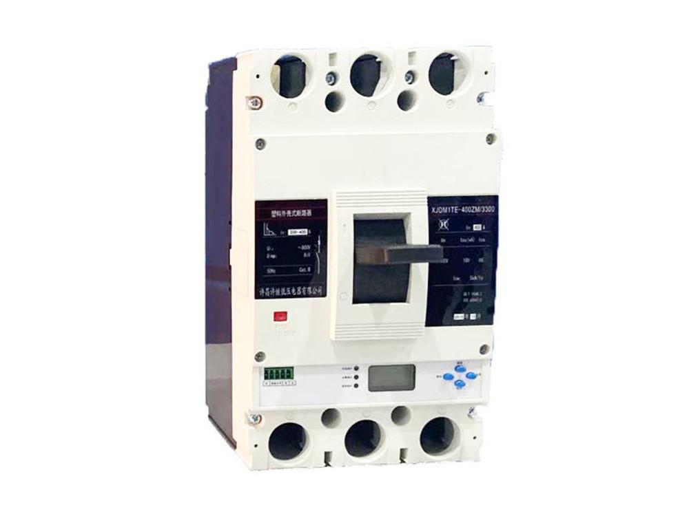XJDM1TE系列物聯網斷路器(物聯網融合開關)