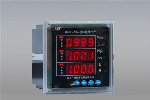 XD930A系列智能电测仪