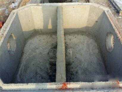 成都隔油池