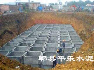 成都预制蓄水池生产