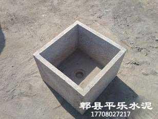 成都预制蓄水池厂家