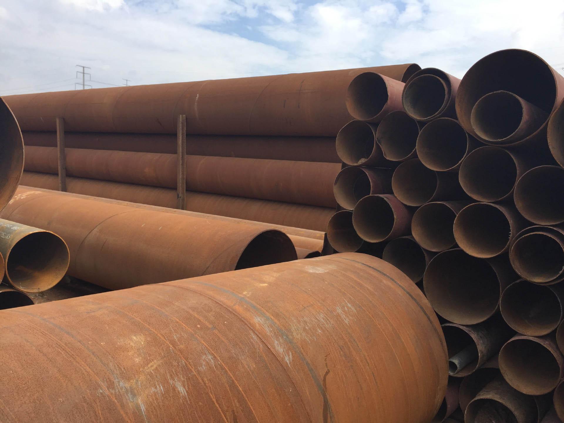 四川螺旋钢管厂家浅谈螺旋钢管的生产质量