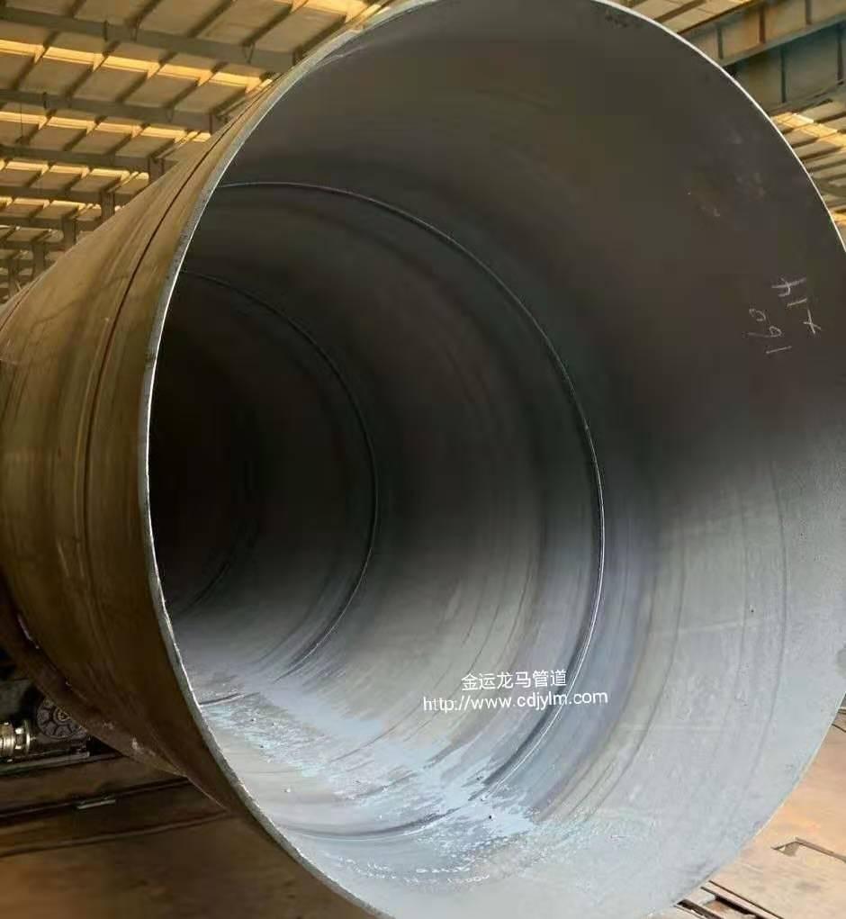 螺旋钢管规格型号介绍
