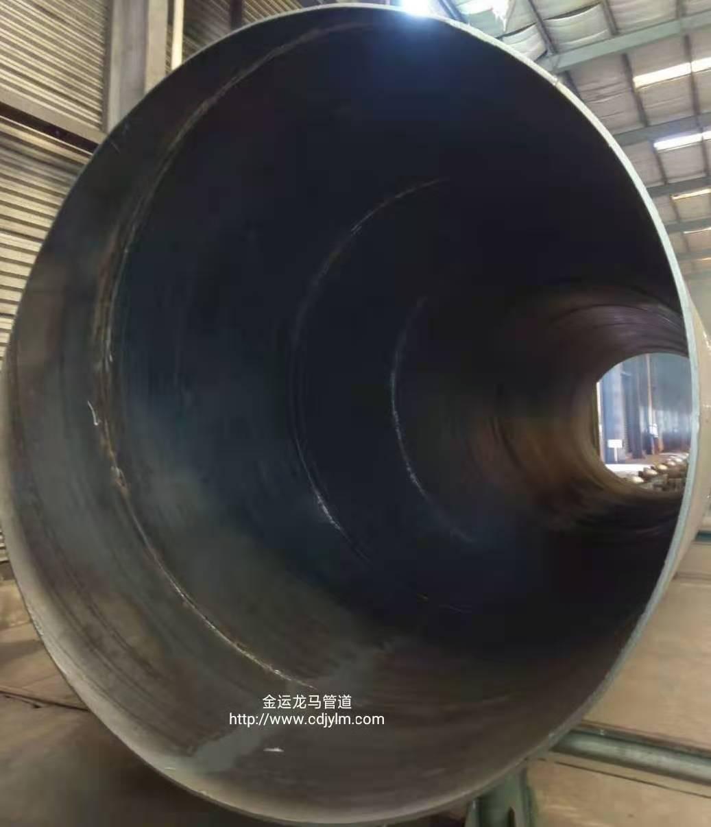 螺旋钢管型号及厚度如何选择?