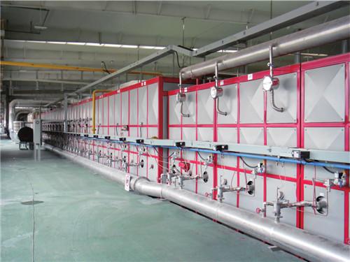 卫生洁具隧道窑工程