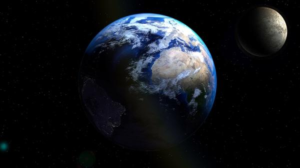 """我国将启动太阳系近邻宜居行星太空探索计划—""""觅音计划""""。"""