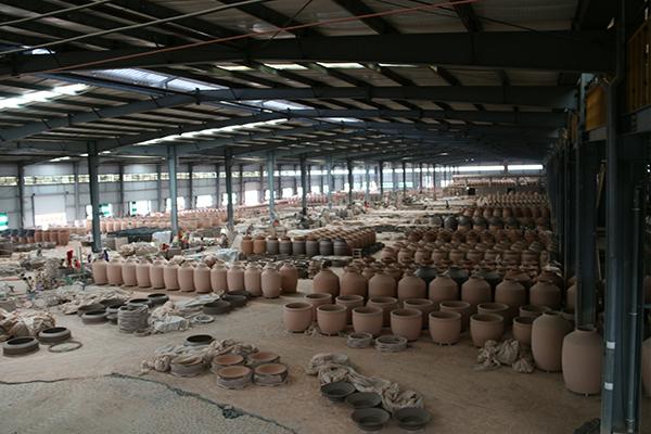 用于陶瓷产品的隧道窑的制作方法