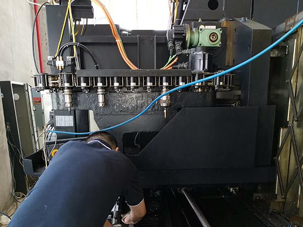 湖北精度检测恢复-导轨精度检查