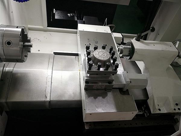 数控车床四工位电动刀架维修