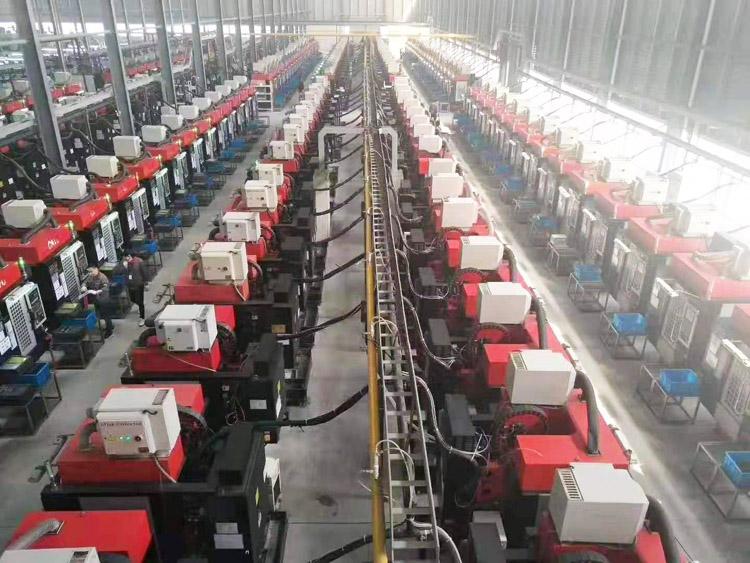 CNC加工中心再制造