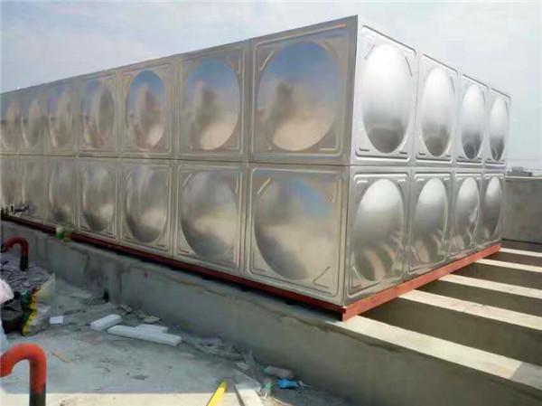武汉不锈钢组合式消防水箱