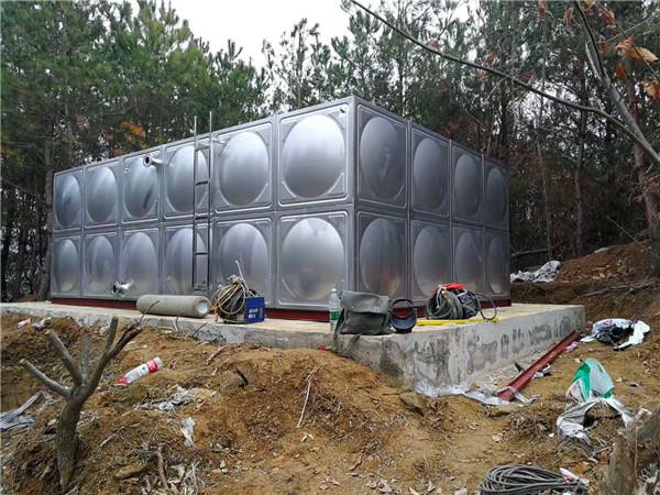 观音湖度假区生活水箱