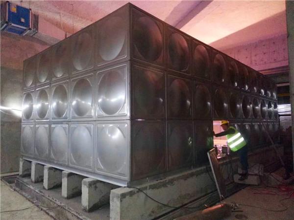 武汉不锈钢方形组合水箱