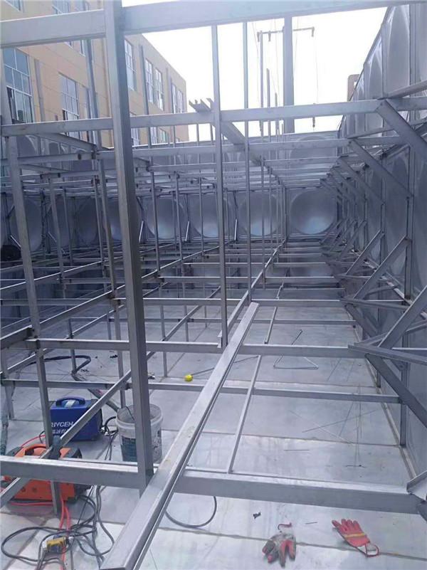 武汉不锈钢水箱—水箱内结构