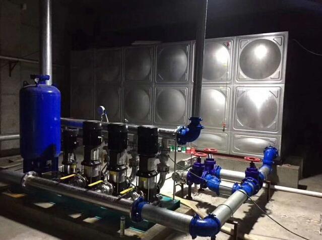 箱式无负压变频供水设施安装顺序,下面变频供水水箱厂家搜狐国际平台注册