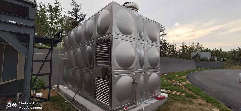 不锈钢水箱与玻璃钢水箱区别