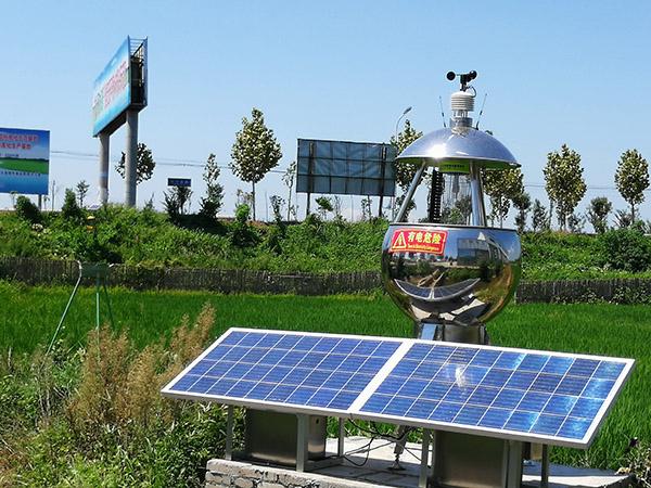 湖北太阳能虫情测报仪