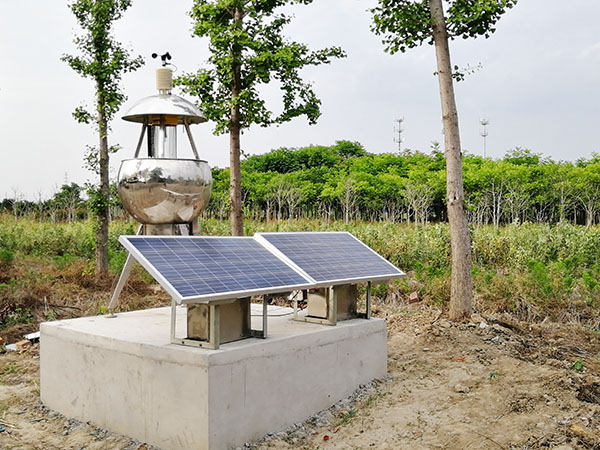湖北太陽能蟲情測報儀-昆山苗木基地