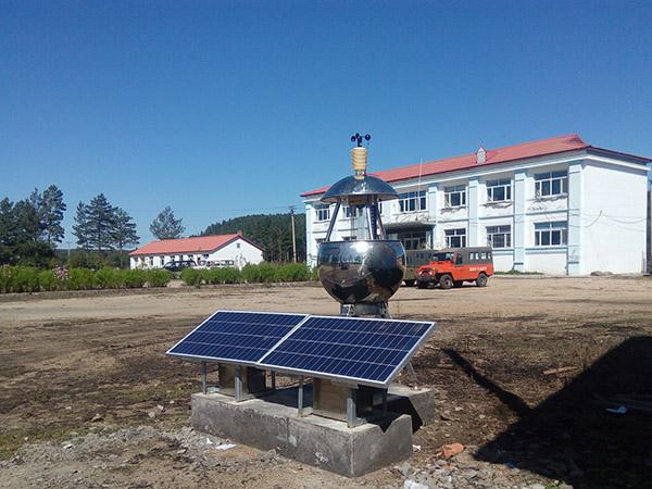 太陽能蟲情測報儀-黑河市林場