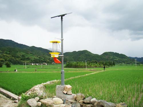 安全使用交流電式殺蟲燈的重要注意事項