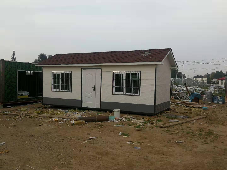 内蒙古移动别墅制造