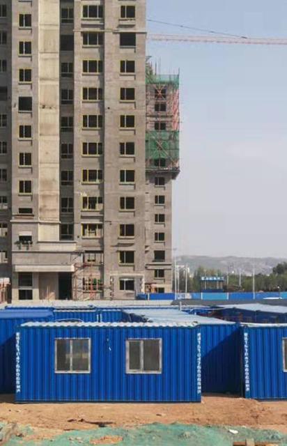 融格与沈阳腾跃建筑工程有限公司合作案例