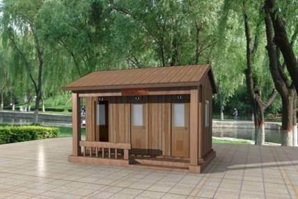 内蒙古移动卫生间安装