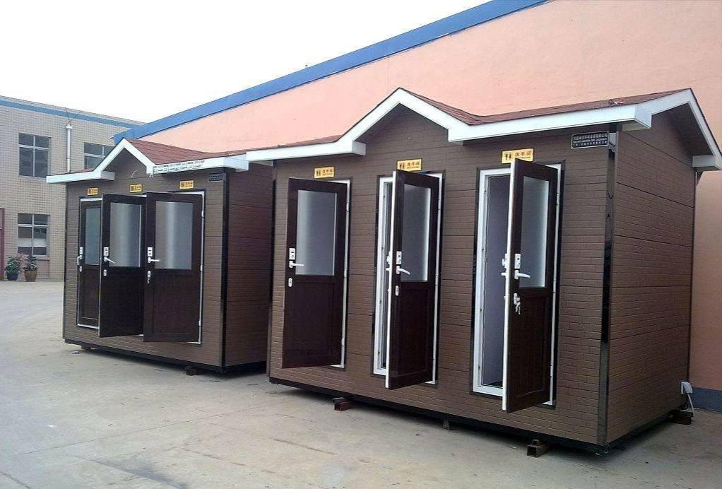 内蒙古移动卫生间制作安装