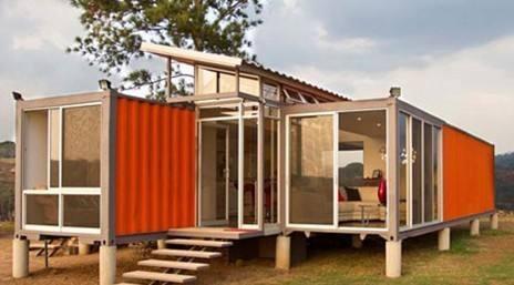 集装箱房屋制作