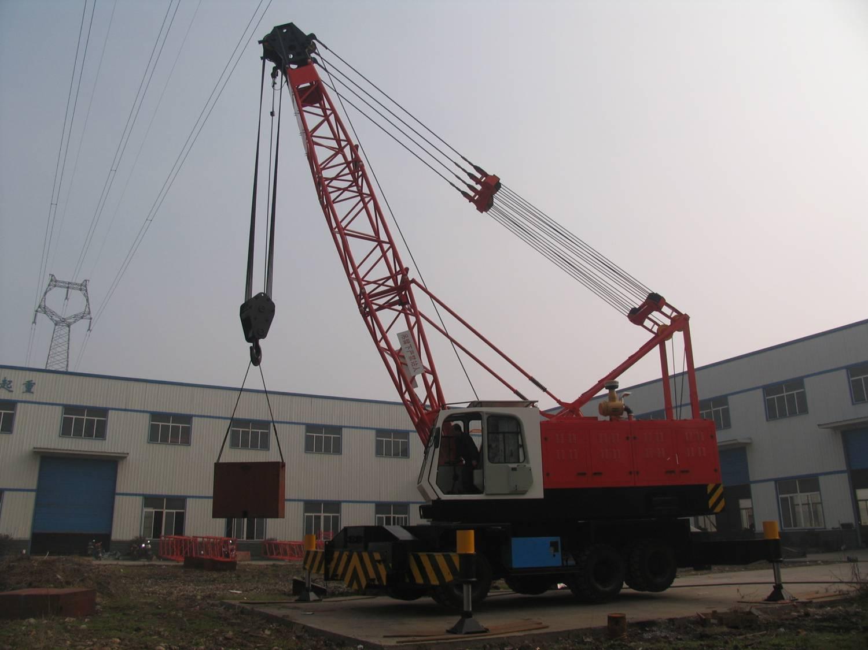 宜昌起重机械_LQD60港口码头货场搬运