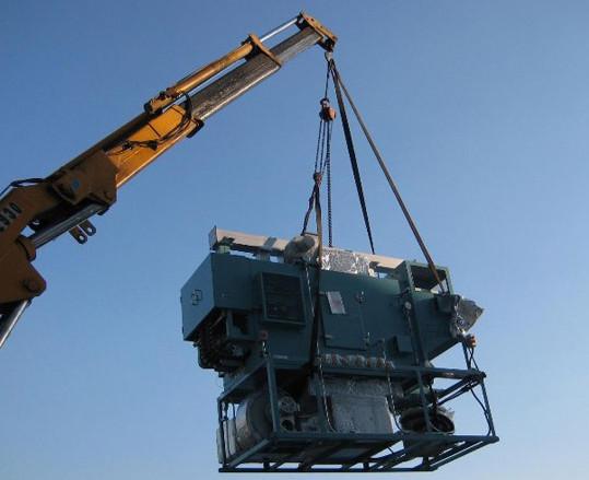 使用吊装来搬运物体需要捆绑,如何捆绑才好?有什么方法?