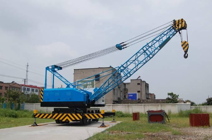 作为一种大型设备,一定要做好起重机的检测工作