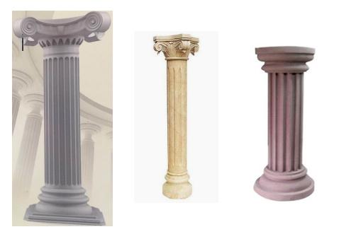 罗马柱设计